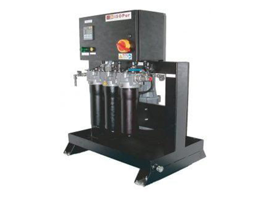 ISOPUR Varnish Removal Systems